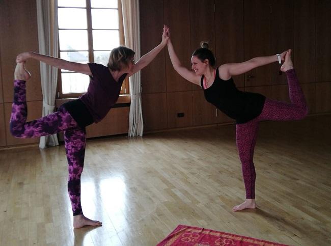 Workshop: Yoga erleben � bewegt und entspannt