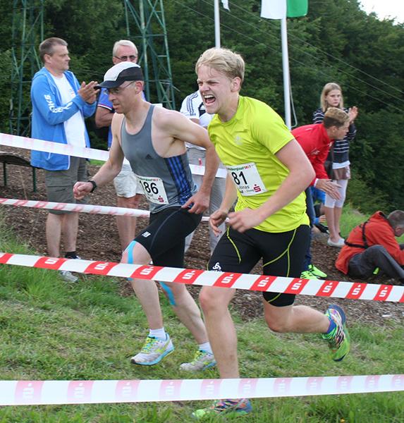 """388 Läufer und Nordic Walker """"bezwingen"""" den Malberg"""