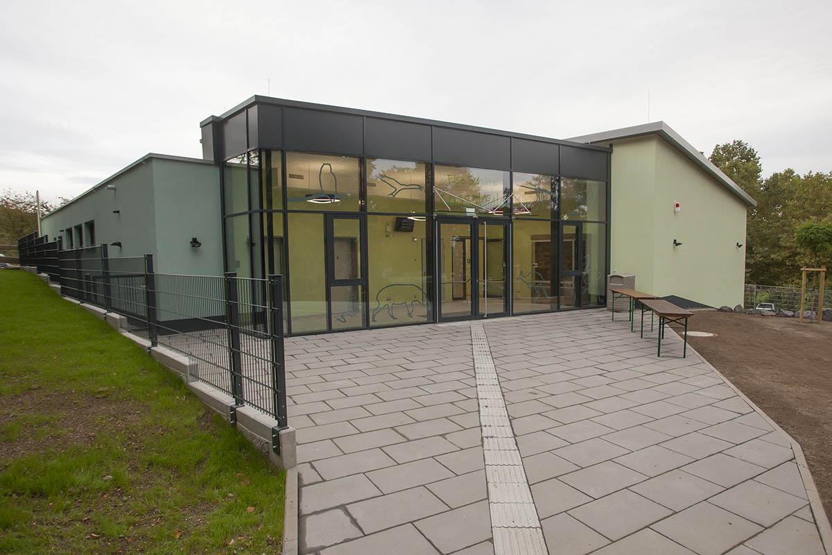 Die neue Zooschule im Zoo Neuwied ist eröffnet