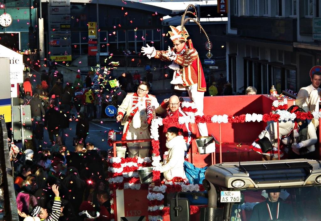 Überblick: Das sind die Karnevalsumzüge 2020 im AK-Land