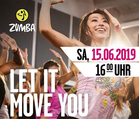 Kostenlose Zumba-Veranstaltung im Autohaus Brockamp