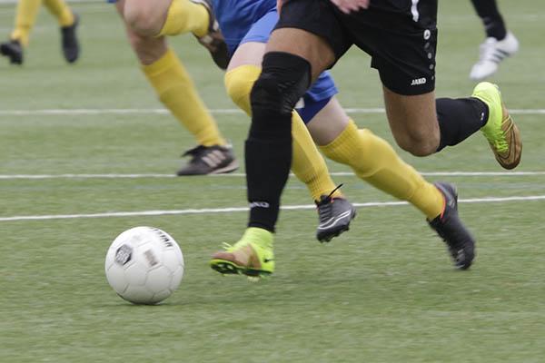 AH-Fu�ball � Rheinlandmeisterschaften in Alsdorf