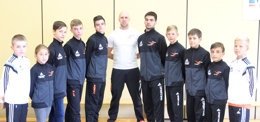 Sporting Taekwondo Altenkirchen gl�nzt auch in Hessen