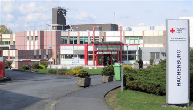 Das DRK-Krankenhaus Altenkirchen-Hachenburg, hier das Hachenburger Haus, schneidet bestens ab beim Wettbewerb. (Foto: DRK)