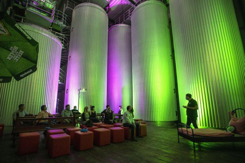 Die Hachenburger Erlebnis-Brauerei öffnet wieder