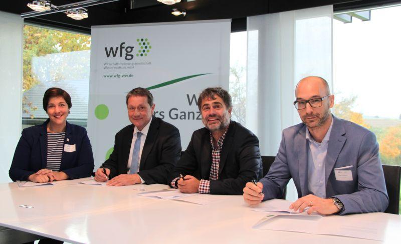 Zukunftswerkstatt Westerwald - Kooperation bis 2025 fortgesetzt