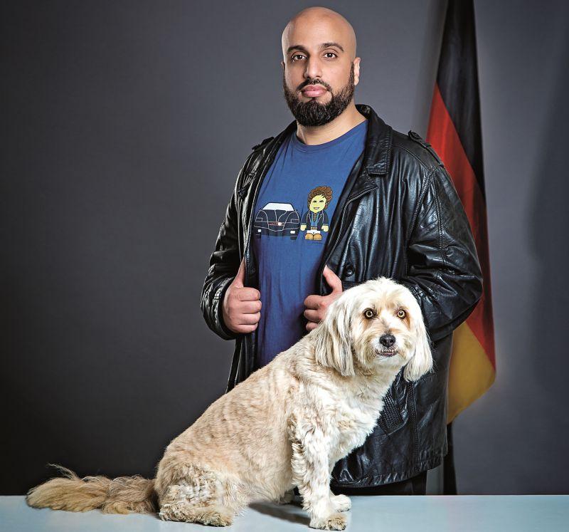 Abdelkarim in Hachenburg: Wenige Restkarten wieder verf�gbar
