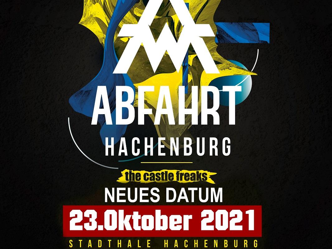 Techno in Hachenburg: Abfahrt Westerwald