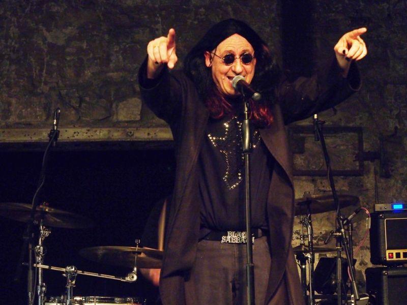 Sabbra Cadabra bringt Black Sabbath auf die Open-Air-Bühne
