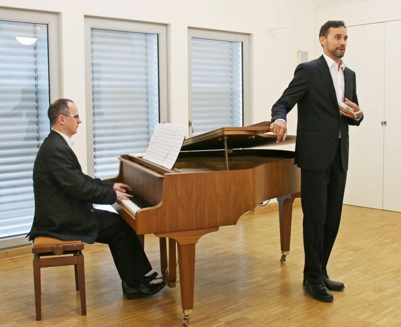 Björn Adam singt Schuberts Winterreise