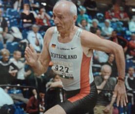 Friedhelm Adorf mit Silber und Bronze bei den Europameisterschaften in Venedig