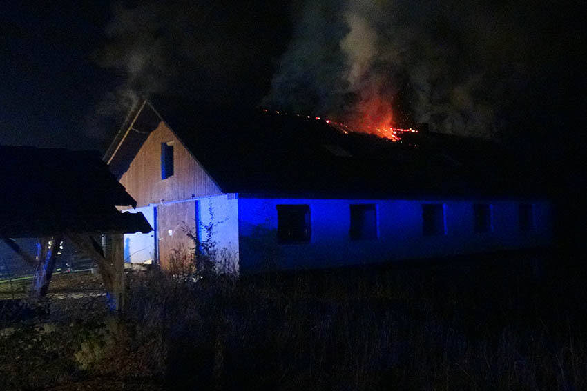 Feuerwehren Dierdorf und Großmaischeid zum dritten Mal gefordert