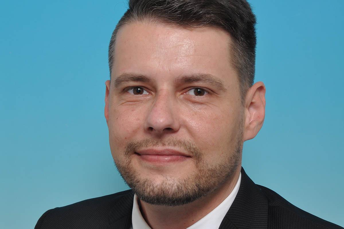 Landtagskandidat Nick Baltrock (AfD) stellt sich vor