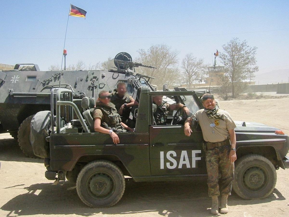 Afghanistan-Veteran: Nichts war umsonst