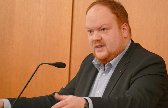 Von SPD-Vorstand nominiert: Kirchens Stadtbürgermeister soll auf Maik Köhler folgen