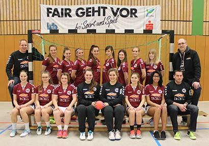 Handball Rheinlandliga Frauen: VfL Hamm ohne Glück