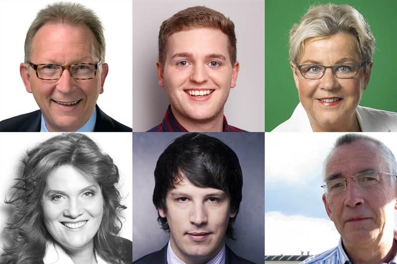 Bundestagswahl: Die Wahlkreis-Kandidaten vorgestellt