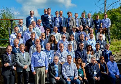 Internationale Gäste in Alsdorf. Foto: pr