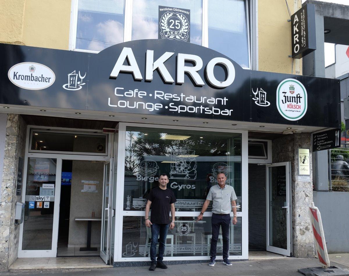 """Seit 25 Jahren Kult: Das """"AKRO"""" in Wissen"""