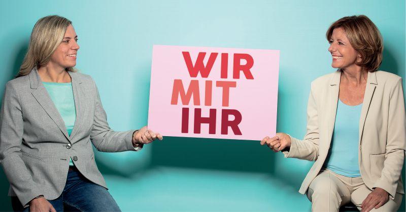 SPD-Kandidatin Caroline Albert-Woll trifft Malu Dreyer