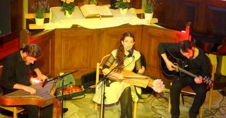 Weltmusikreihe: Emotionale Reise mit Ana Alcaide und seltenen Instrumenten