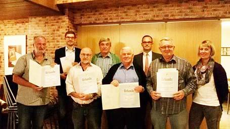 Jahreshauptversammlung SSV Almersbach-Fluterschen