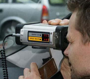 Tempokontrollen in Alsdorf bescherte der Polizei viel Arbeit