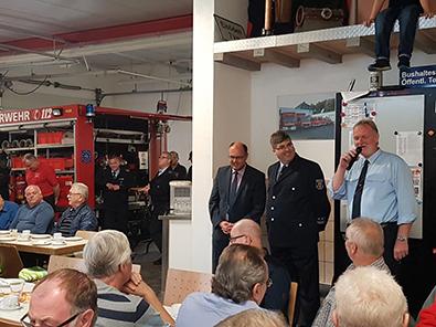 Treffen der Alterskameraden aus den Feuerwehren in der VG Kirchen