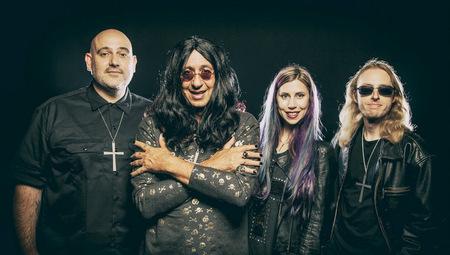 Black-Sabbath-Show mit SabbraCadabra in Enspel