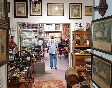 Zeitreise ins Museumsdorf Altwindeck
