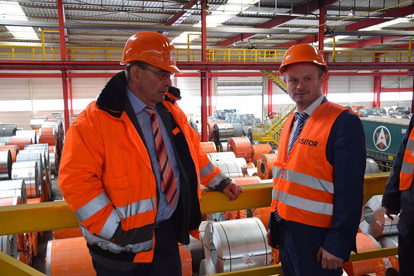 """""""ArcelorMittal"""" Neuwied investiert 16,5 Millionen Euro"""
