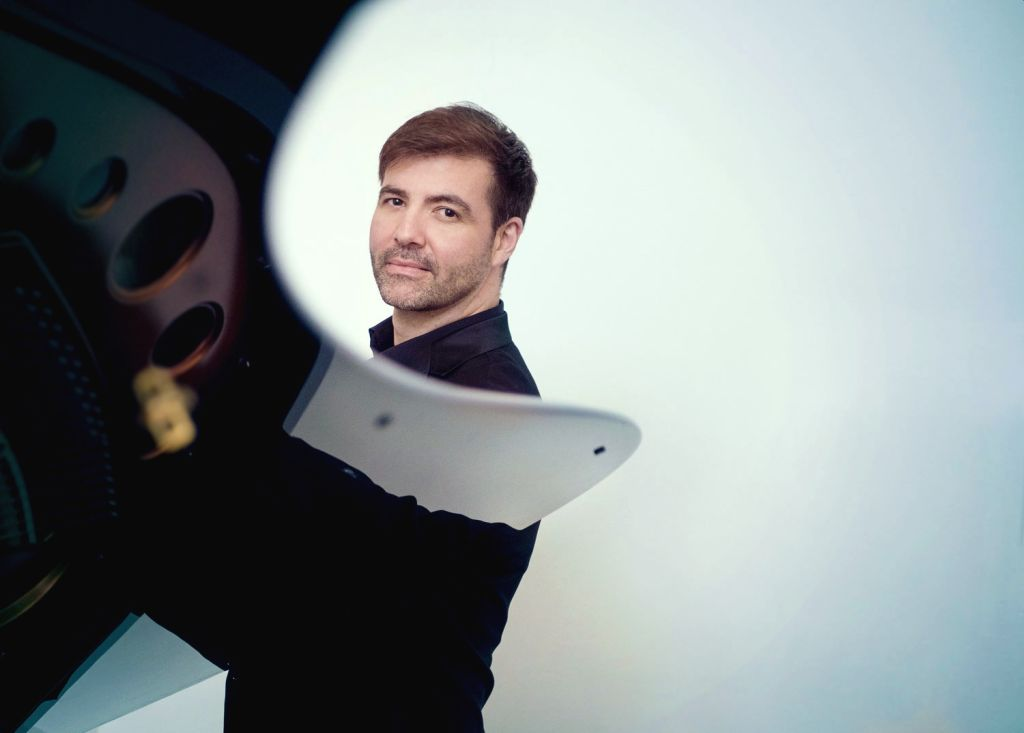 Pianist Marcelo Amaral spielt im Kurhaus Bad Honnef