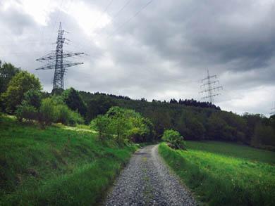 Amprion beginnt mit Bau der neuen Stromtrasse