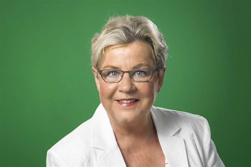 Bundestagskandidatin Neuhof (B