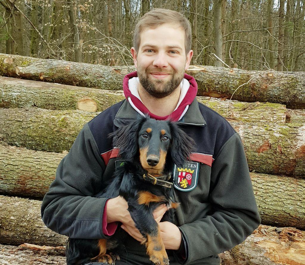 Andreas Scherf folgt auf Andreas Becker im Forstrevier Westerwälder Seenplatte