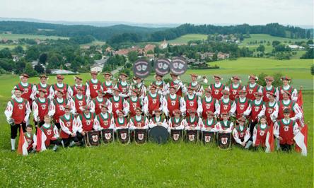 Musikverein Brunken lädt am Maifeiertag ans Musikhaus ein