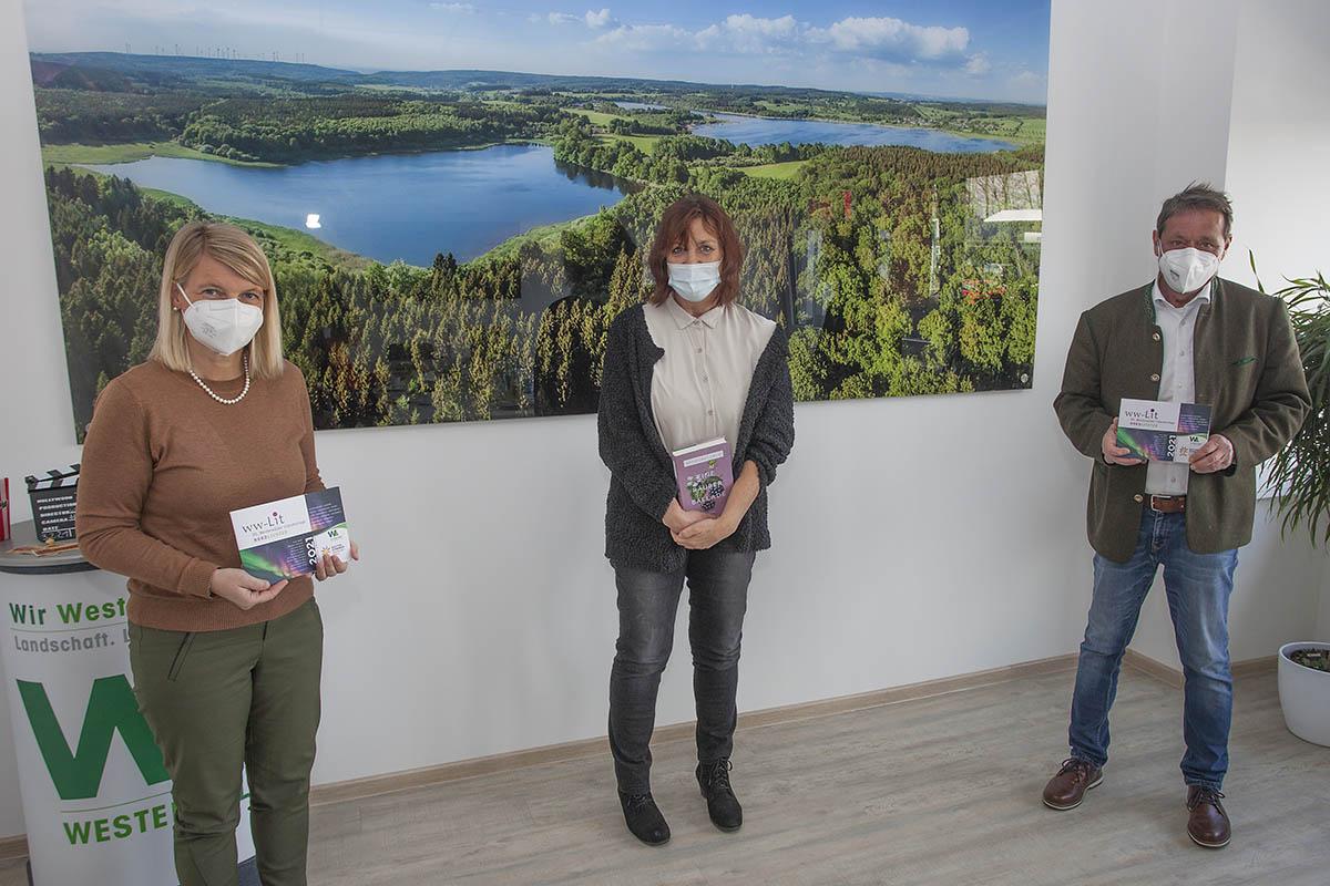"""Autorin Annegret Held, die """"Westerwaldbotschafterin"""""""