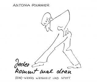 Buchtitel. Zeichnung: Antonia Fournier