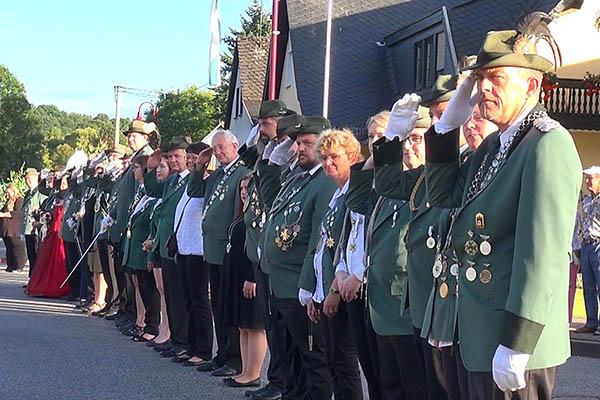 Raubach feiert Schützenfest vom 27. bis 29. Juli