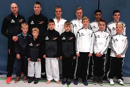 Sporting-Taekwondo besteht mit guter Leistung beim Arnsberg-Cup