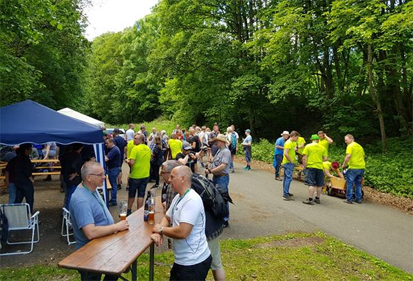1. Veltins-Bierwanderung rund um den Rother Berg