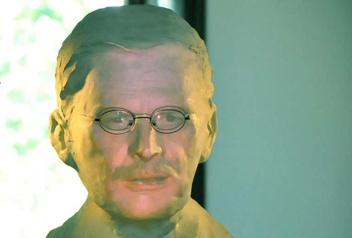 Vater der Genossenschaftsidee Friedrich-Wilhelm Raiffeisen erhält eine Stimme