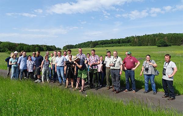 Erfahrungsaustausch zum Pilotprojekt für den Artenschutz im Hohen Westerwald