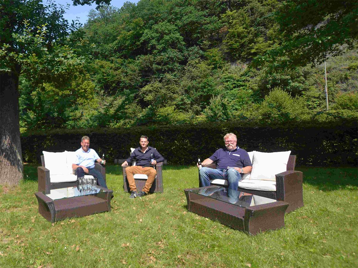 Stadthalle Betzdorf: Biergartensaison eröffnet im August