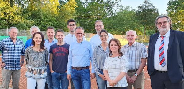 ASG Altenkirchen: Tennisabteilung wählt neuen Vorstand