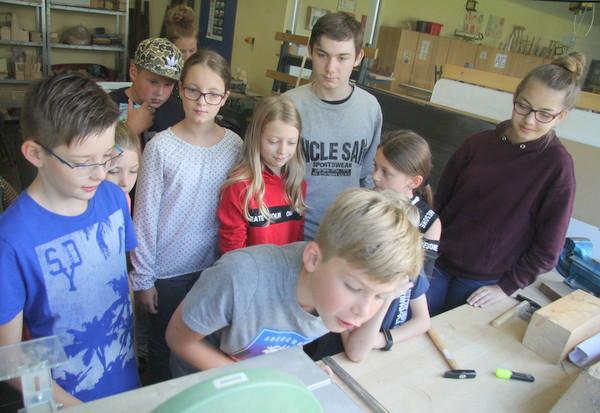 86 Fünftklässler starteten an der August-Sander-Schule