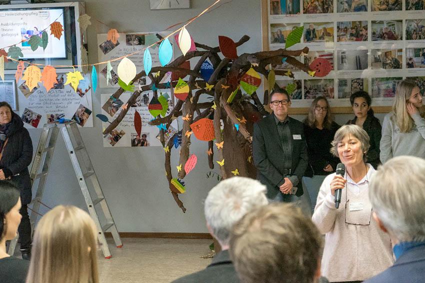 Tag der offenen Tür Alice-Salomon-Schule Linz