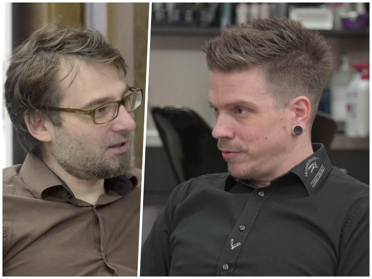 Eine Branche am Corona-Abgrund: Friseur im großen Video-Interview