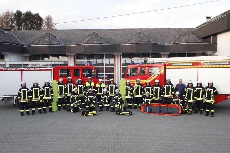 Atemschutz-Notfall-Trainierte-Staffel der Verbandsgemeinde Wirges
