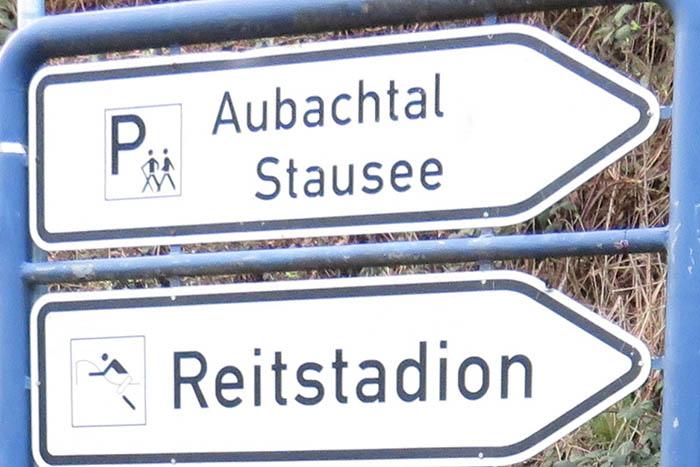 Aubachtal: Nur gemeinsam ist man stark
